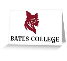Bates College Greeting Card
