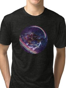 Neverland Galaxy Tri-blend T-Shirt