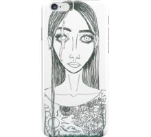 Scar iPhone Case/Skin