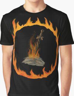 Darksign Bonfire Graphic T-Shirt