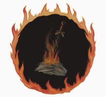 Darksign Bonfire Kids Tee