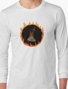 Darksign Bonfire Long Sleeve T-Shirt