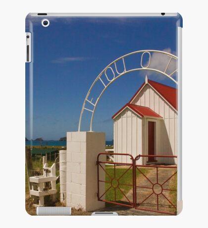 New Zealand Country Church iPad Case/Skin