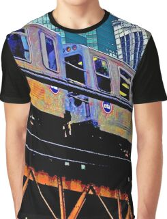 Chicago l, Chicago el - series: 1 Graphic T-Shirt
