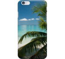 Cocos Direction Palm iPhone Case/Skin