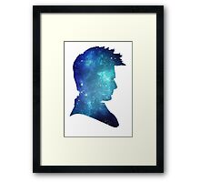 doctor who-tenth doctor David Tennant  Framed Print