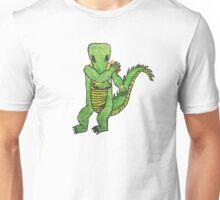 Dabbing Gator Unisex T-Shirt