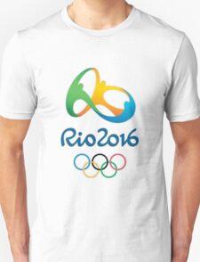 Rio 2016 Olympics Design Unisex T-Shirt