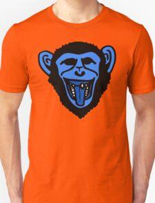 Iron Chimp Blue T-Shirt