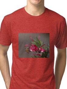 Flora and fauna.......! Tri-blend T-Shirt
