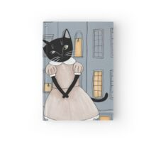 Cats First Date Hardcover Journal