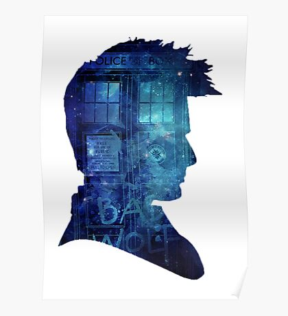doctor who-tenth doctor David Tennant Poster