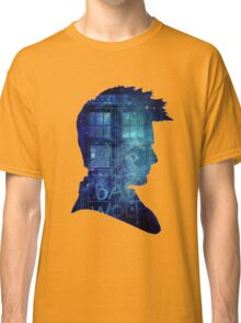 doctor who-tenth doctor David Tennant Classic T-Shirt