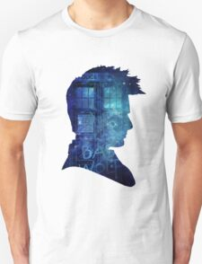doctor who-tenth doctor David Tennant T-Shirt