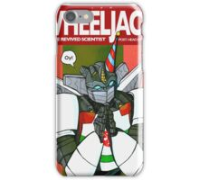 Wheeljack - The Revived Scientist iPhone Case/Skin