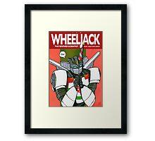 Wheeljack - The Revived Scientist Framed Print
