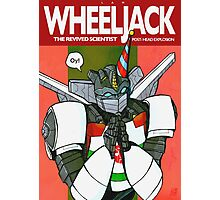 Wheeljack - The Revived Scientist Photographic Print