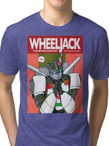 Wheeljack - The Revived Scientist Tri-blend T-Shirt