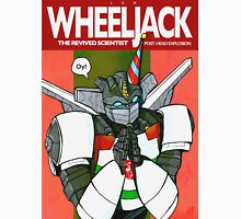Wheeljack - The Revived Scientist Men's Baseball ¾ T-Shirt