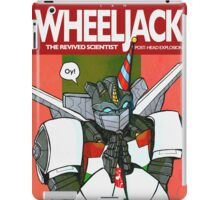 Wheeljack - The Revived Scientist iPad Case/Skin