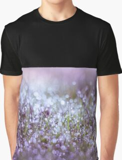 Morning dew on grass Graphic T-Shirt