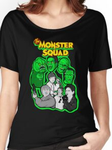 the Monster Squad Women's Relaxed Fit T-Shirt