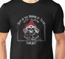Deep in the Horror of Texas Retro Brand Unisex T-Shirt