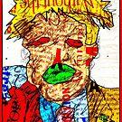 Candidate Trump by Alec Goss