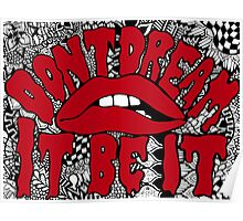 Rocky Horror Picture Show Zentangle Poster