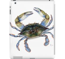 Atlantic Blue Crab iPad Case/Skin
