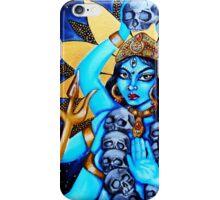 Kali- The Dark Mother- Hindu Goddess iPhone Case/Skin