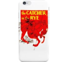 For the Holden Caulfield in all of us iPhone Case/Skin