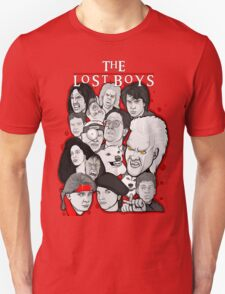 Lost Boys Collage T-Shirt