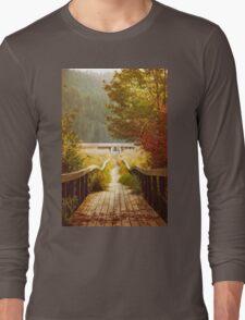 Autumn mood, Washington Long Sleeve T-Shirt