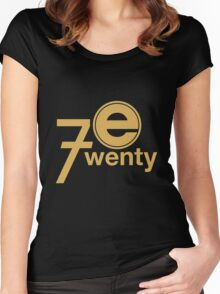 Entertainment 720 Women's Fitted Scoop T-Shirt