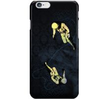Double Astronaut iPhone Case/Skin