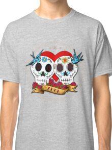 Love Skulls Classic T-Shirt