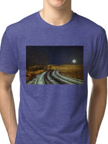 Somewhere, somebody out there is thinking of you Tri-blend T-Shirt