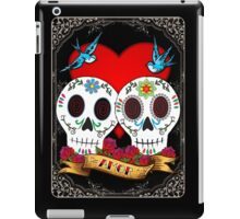 Love Skulls iPad Case/Skin