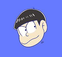 The Blue One - Karamatsu by RileyOMalley