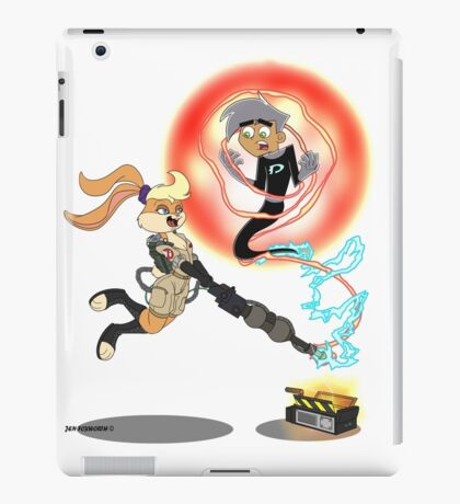 Slam Dunk Ghost Buster iPad Case/Skin