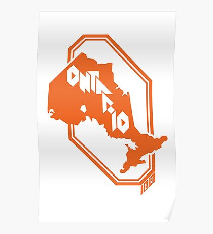 ONTARIO Poster