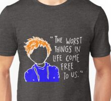 The Worst Things Unisex T-Shirt