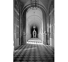 Versailles Statuary Hall Study 2  Photographic Print