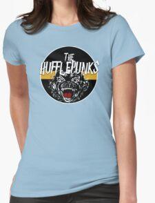 Hufflepunk - Hufflepuff Punk Logo Variation T-Shirt