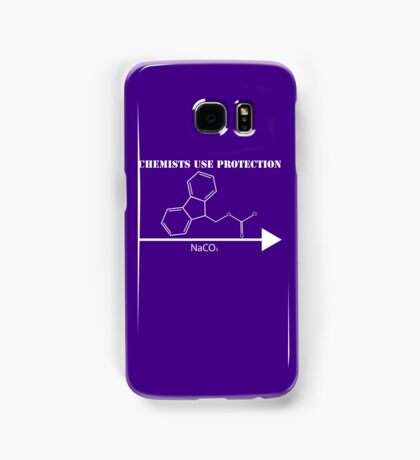 Chemists Use Protection Samsung Galaxy Case/Skin