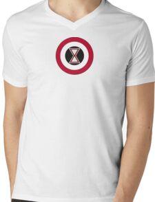 Romanogers Mens V-Neck T-Shirt
