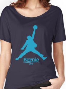 Bernie Sanders Basketball Women's Relaxed Fit T-Shirt
