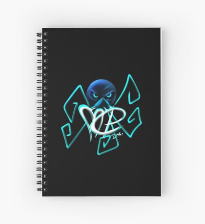 MCP Inc Logo Spiral Notebook