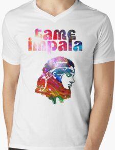 Tame Impala Kevin Parker Mens V-Neck T-Shirt